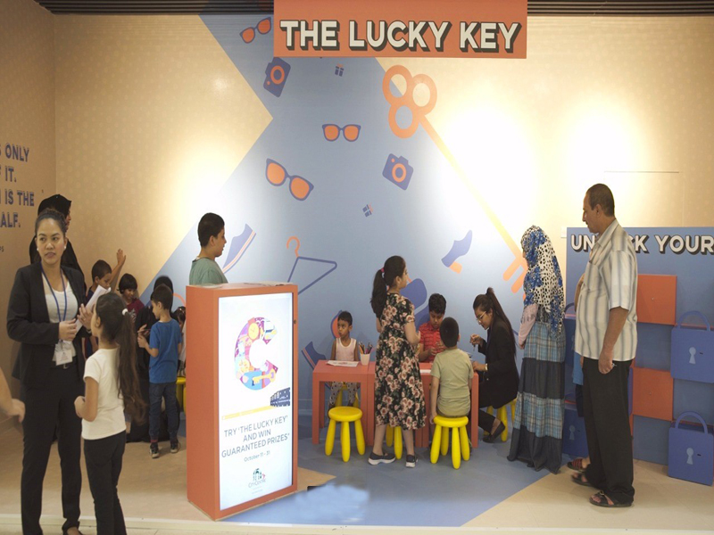 Unlock exciting instant rewards and engaging family activities at My City Centre Nasseriya